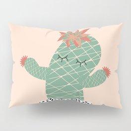 Mrs Succulent Pillow Sham