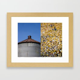 In and Outs of the Farm Framed Art Print