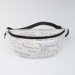 Business words Fanny Pack