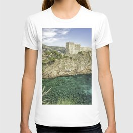 Marvelously Amazing Lovrijenac Dubrovnik Croatia Europe Ultra HD T-shirt