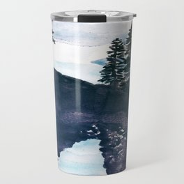 Reflections Watercolor Travel Mug