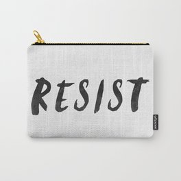 RESIST 4.0  #resistance Carry-All Pouch