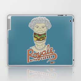 Royale with cheese Laptop & iPad Skin