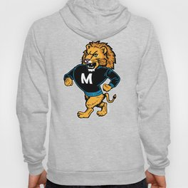 LION MASCOT Hoody