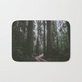 Redwoods Road Bath Mat