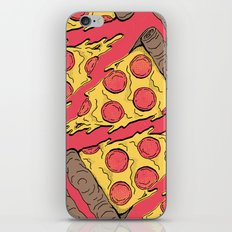 Pizza Party! iPhone Skin