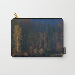 Trees Make a Scene Carry-All Pouch