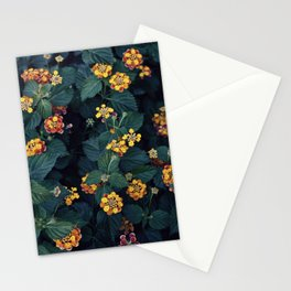 Beautiful flowers over my neighborhood Stationery Cards