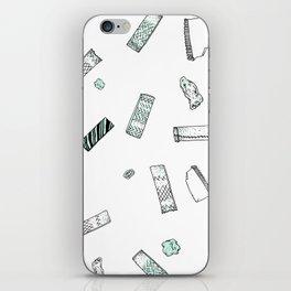 Gum Pattern iPhone Skin