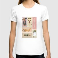 happy birthday T-shirts featuring Happy Birthday by Judith Loske