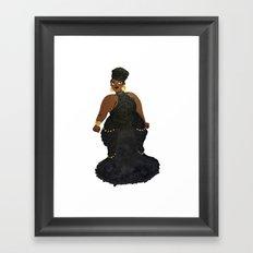 Dress #2 Framed Art Print