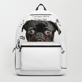 Pugs Be Trippin' Backpack