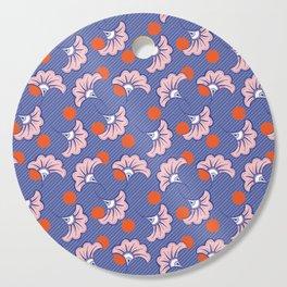 JUN - purple & pink Cutting Board