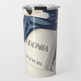 Glory to Yugoslavian design by Cardula Travel Mug