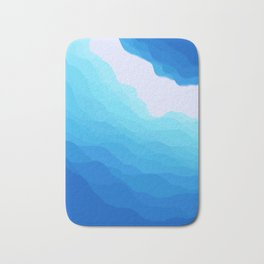 Icy Abyss Bath Mat