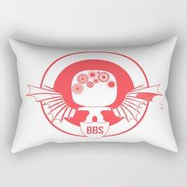 BBS v. SSR (Capt America version) Rectangular Pillow