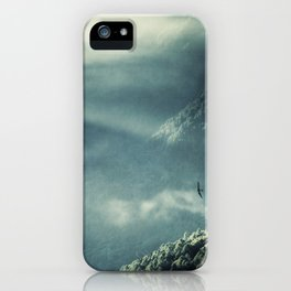 Misty Valley - Lombardia - Italy iPhone Case