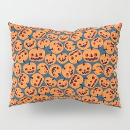 pumpkin guys Pillow Sham