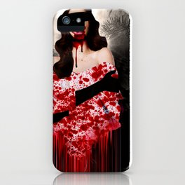 Trouble In Acapulco iPhone Case