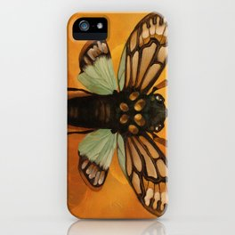 Summer Songster iPhone Case