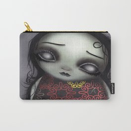 Zombie Girl Carry-All Pouch