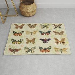 Moths & Butterflies Rug