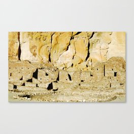 Chaco Canyon, NM Canvas Print