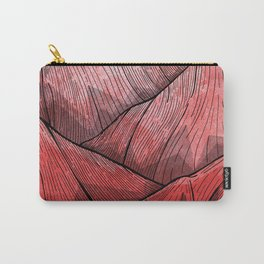 The Red Mountains Carry-All Pouch