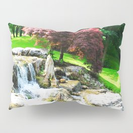 Crystal Waters Pillow Sham