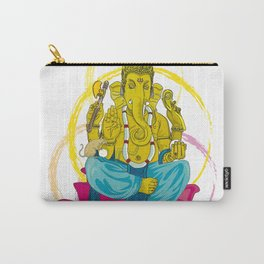 01 - GANESHA Carry-All Pouch