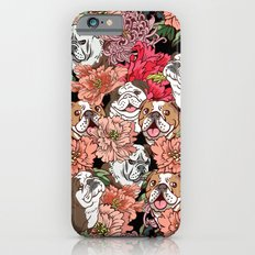 Because English Bulldog iPhone 6s Slim Case