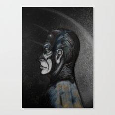 Bat Men Canvas Print