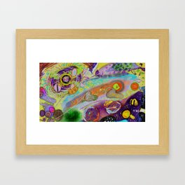 Ciganarija Framed Art Print