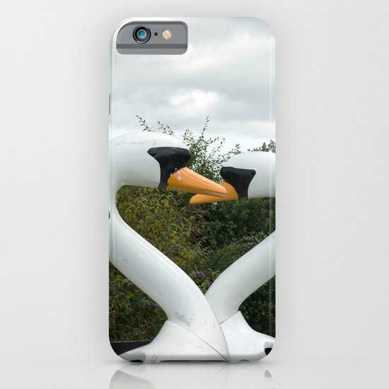 Swans iPhone & iPod Case