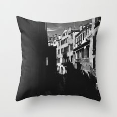 Where it leads Throw Pillow