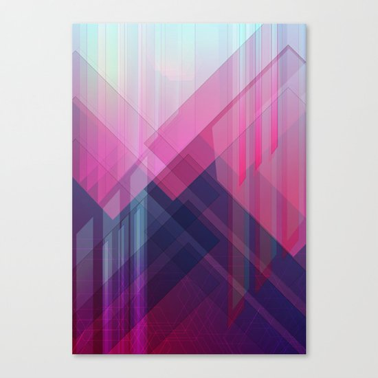 Space Canvas Print