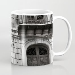 ABANDONED SICILIAN SOUND Coffee Mug