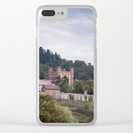 That Schloss Life Clear iPhone Case