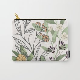 Spring Garden II Carry-All Pouch
