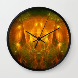God's Throne Wall Clock