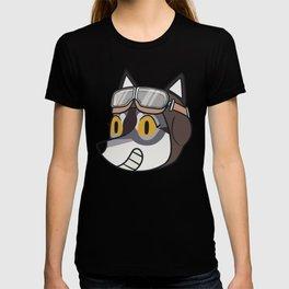 Wolf Pilot Veruschka T-shirt