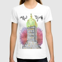 bound for the lights T-shirt