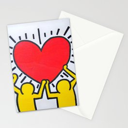 Keith Haring Stationery Cards
