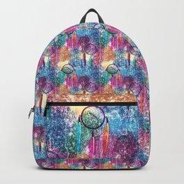 Watercolors&Dreamcatchers Backpack
