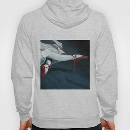 The Red Shoes Hoody
