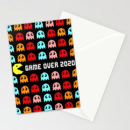 Pacman 2020 Stationery Cards