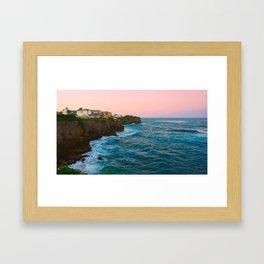 North Coast  Framed Art Print