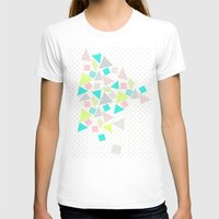 candy T-shirts featuring Candy by Louise Machado