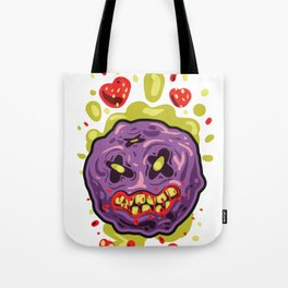 TASTE BLUEBERRY YOGURT Tote Bag