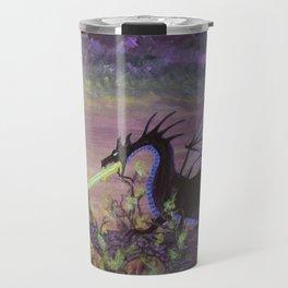 Maleficent's Wrath Travel Mug